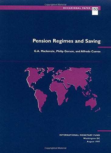 9781557756404: Pension Regimes and Saving (International Monetary Fund Occasional Paper)