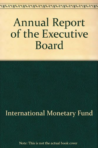 Annual Report of the Executive Board