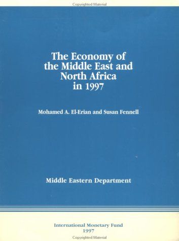 9781557757111: Economy of the Middle East and North Africa in 1997