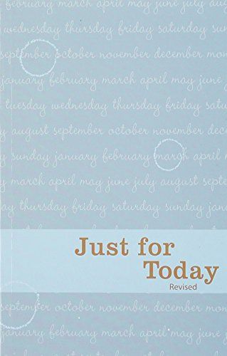 9781557761514: Just for Today: Daily Meditations for Recovering Addicts