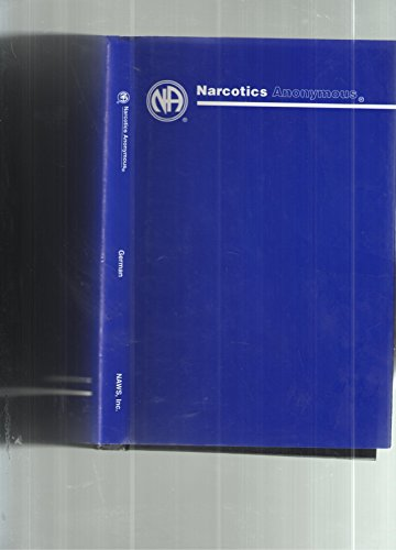 9781557761712: Narcotics Anonymous *German Edition