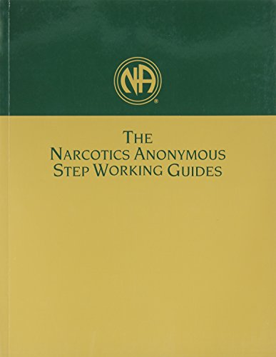 9781557763709: Narcotics Anonymous Step Working Guides