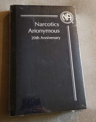Narcotics Anonymous 20th Anniversary Fifth Edition (Number 291 of 15, 000 Limited Edition Copies): ...