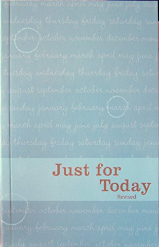9781557766977: Just for Today: Daily Meditations for Recovering Addicts - Pocket Size Version