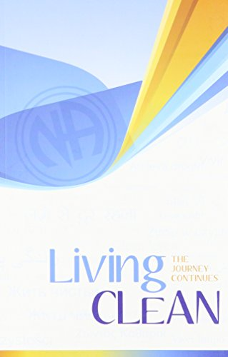 9781557769282: Living Clean: The Journey Continues