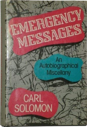 9781557781222: Emergency Messages: An Autobiographical Miscellany