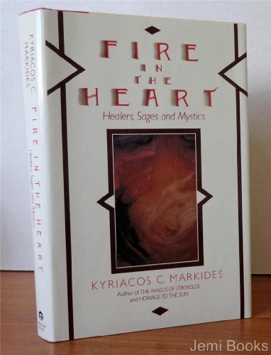 9781557781604: Fire in the Heart: Healers, Sages and Mystics