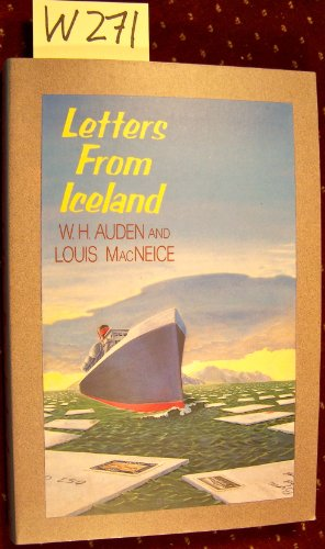 Letters from Iceland: Louis MacNeice; W.