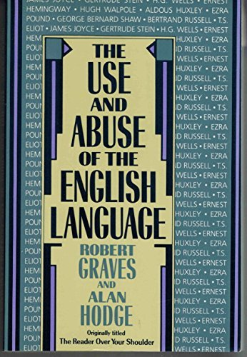 9781557783172: Use and Abuse of the English Language