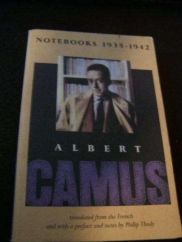 9781557784124: Notebooks, 1935-1942