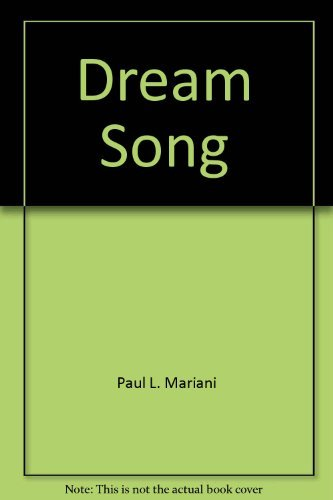9781557784544: Dream Song - The Life Of John Berryman
