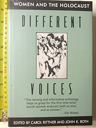9781557785039: Different Voices: Women and the Holocaust