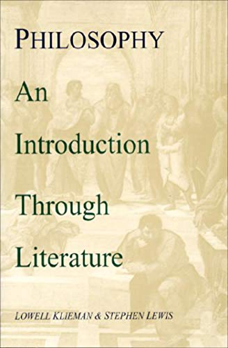 9781557785398: Philosophy: An Introduction Through Literature