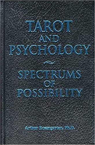 9781557787859: TAROT & PSYCHOLOGY