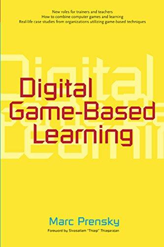 9781557788634: Digital Game-Based Learning