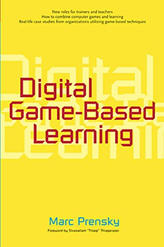 9781557788634: Digital Game-Based Learning