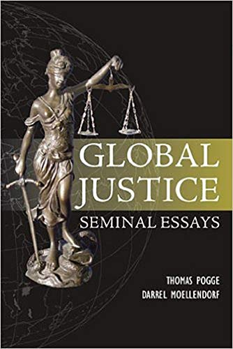 9781557788696: Global Justice: Seminal Essays (Paragon Issues in Philosophy)