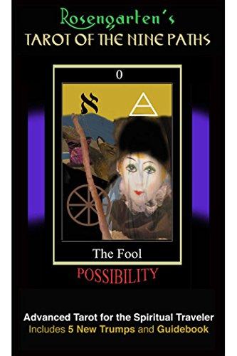 9781557788887: Tarot of the Nine Paths: Advanced Tarot Deck for the Spiritual Traveler