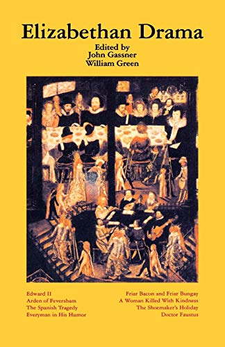 9781557830289: Elizabethan Drama: Eight Plays