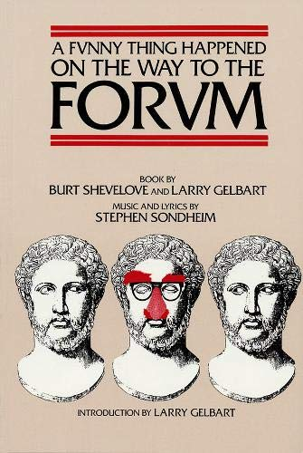 9781557830647: A Funny Thing Happened on the Way to the Forum (Applause Musical Library)