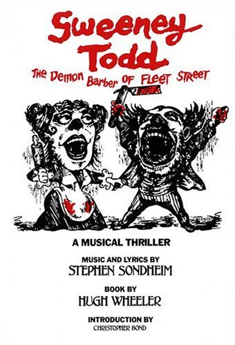 9781557830654: Sweeney Todd: The Demon Barber of Fleet Street : A Musical Thriller (Applause Musical Library)
