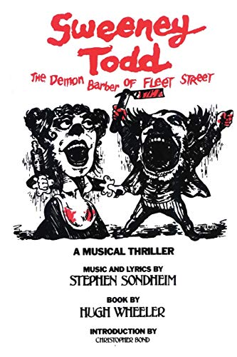 9781557830661: Sweeney Todd: The Demon Barber of Fleet Street (Applause Musical Library)