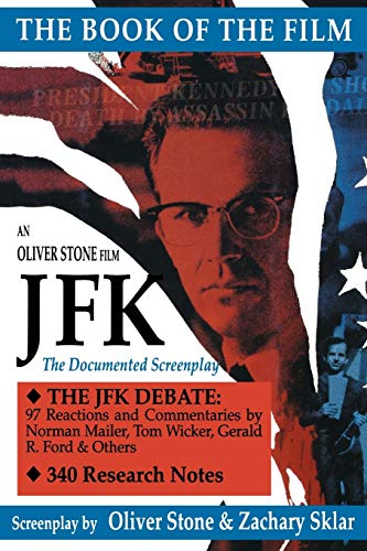 JFK : The Book of the Film (Signed!!!!)