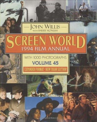 9781557832016: Screen World 1994, Vol. 45