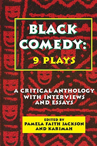 9781557832788: Black Comedy - 9 Plays: A Critical Anthology with Interviews and Essays