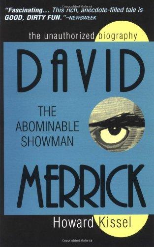 9781557833617: David Merrick: The Abominable Showman