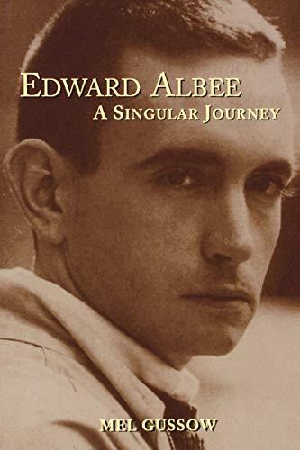 9781557834478: Edward Albee: A Singular Journey