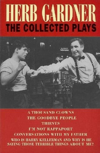 9781557834669: Herb Gardner: The Collected Plays