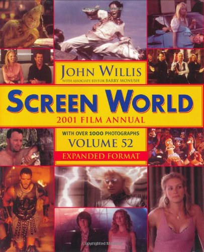 9781557834782: Screen World Volume 52: 2001