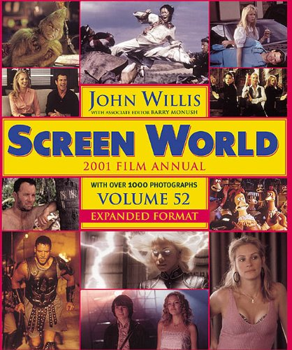 9781557834799: Screen World 2001, Vol. 52