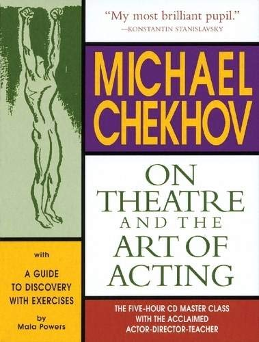 9781557835314: Michael chekhov: on theatre and the art of acting livre sur la musique+CD: The Five-hour Master Class (Applause Acting Series)