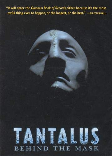 TANTALUS: BEHIND THE MASK DVD Format: DvdRom