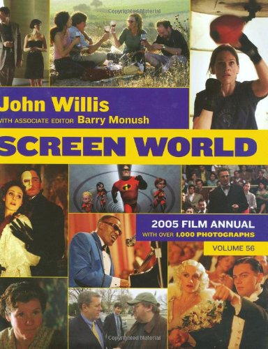 9781557836670: Screen World Volume 56: 2005 Cloth Edition