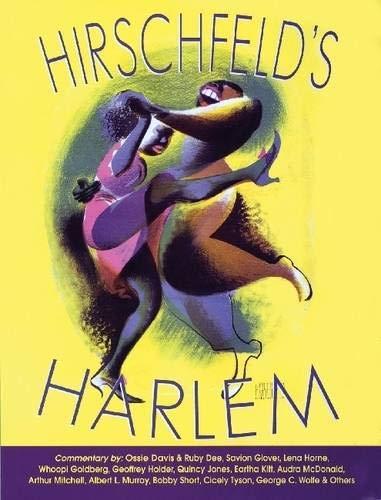 9781557836755: Hirschfeld's Harlem