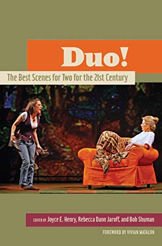 Duo!: The Best Scenes for Two for: Rebecca Dunn Jaroff