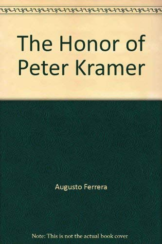 9781557850478: The Honor of Peter Kramer