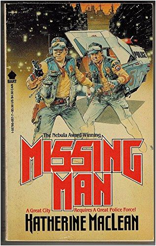 Missing Man: MacLean, Katherine