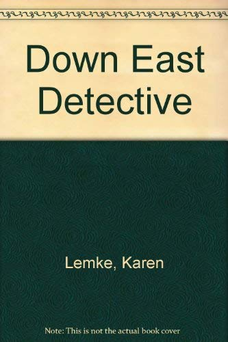 9781557851048: Down East Detective