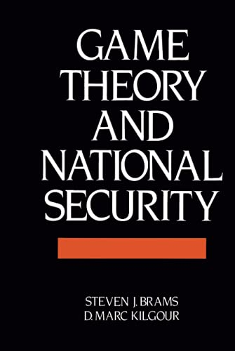 9781557860033: Game Theory and National Security