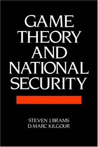 9781557860040: Game Theory and National Security