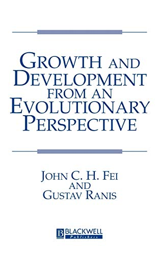 9781557860798: Growth and Development From an Evolutionary Perspective