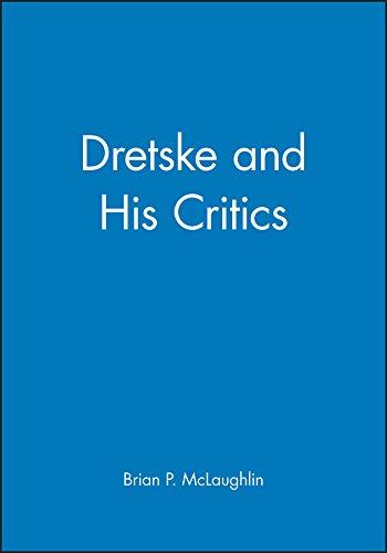 9781557861986: Dretske and his Critics (Philosophers & Their Critics)