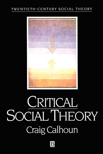 9781557862884: Critical Social Theory: Culture, History, and the Challenge of Difference