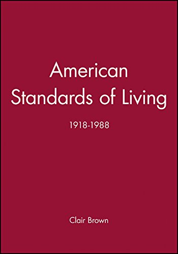 American Standards of Living: The Dakota and Lakota Nations: Clair Brown