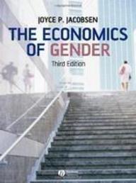 9781557863898: The Economics of Gender