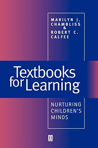 9781557864123: Textbooks for Learning: Nurturing Children's Minds